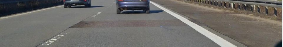 Indemnización por accidente de tráfico en el arcén